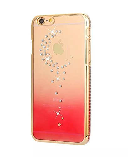 Strass Couverture arrière pour iPhone 6 / 6s plus de cas, iPhone 6 Case Plus, iPhone Case 6s plus 22