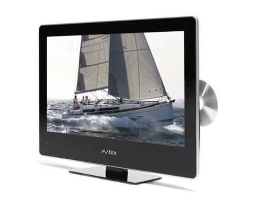 AVTEX L215DR - 21,5 Zoll LED 12V/24V TV/DVD Kombi Full HD Combi Dvd