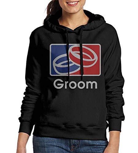 Laura Longman Sweatshirt Groom 3c Team White Hoodies Sweatshirt
