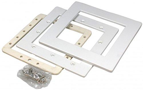 mediPOOL - Einbauskimmer Set mit umfangreichem Zubehör - 3