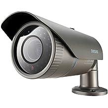 Samsung SCO-2080R - Cámara de vigilancia (IP, Interior y exterior, Bullet