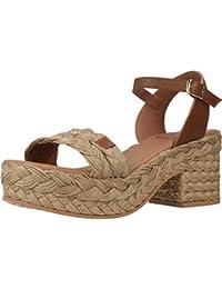Sandalias y Chanclas para Mujer, Color marrón, Marca MENORQUINAS POPA, Modelo Sandalias Y