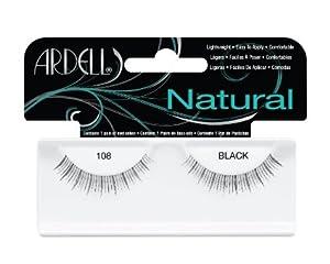 Ardell Fashion Eye Lashes 100% Human Hair** No 108
