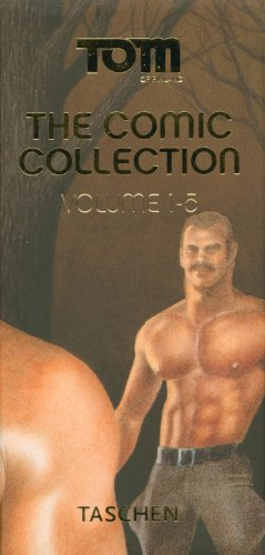 VA-BOX 5 VOL TOM OF FINLAND