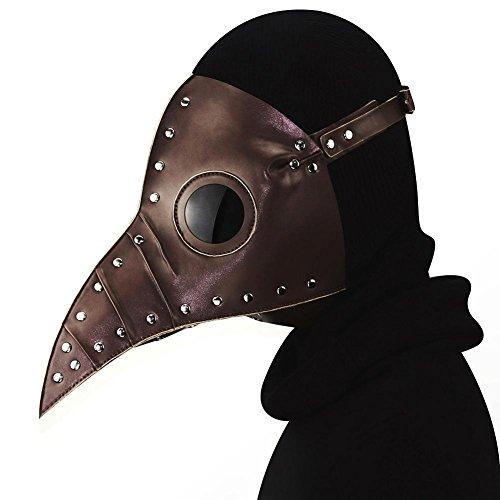 Maske Halloween Pest Maske Lange Vögel Doktor Prom Maske Cosplay Maske Steam Punk Maske Halloween Kostüm Requisiten