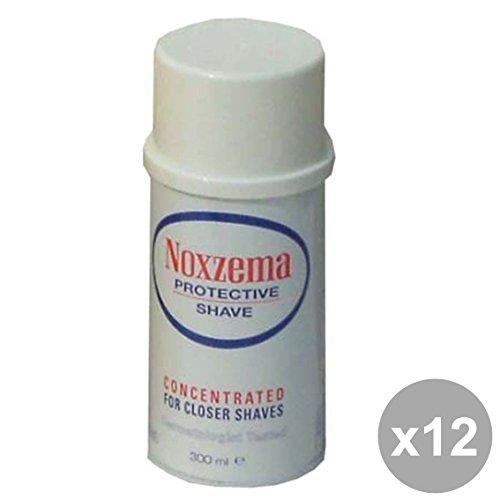 set-12-noxzema-schbarba-bianca-protettiva-300-ml-las-espumas-y-cremas-de-afeitar