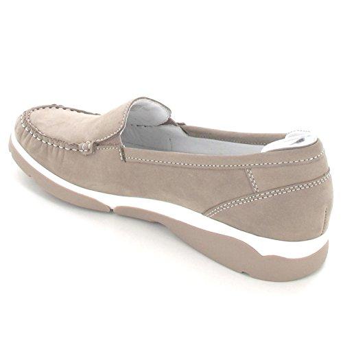 Ara shoes , Mocassins pour femme Taupe