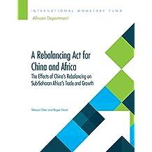 A Rebalancing Act for China and Africa