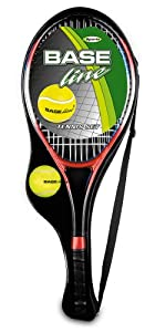 Aluminium Tennis Racket Set (2 Rackets & Ball) Suitable For All Ages Review 2018