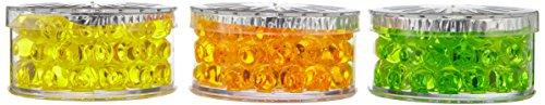 GHZ Matra Duftperlen 3er Set in Zitrone, Orange und Passionsfrucht, 1 Stück