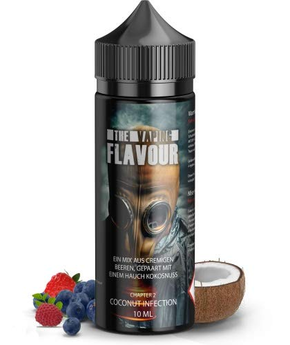 The Vaping Flavour Ch.2 Coconut Infection Aroma