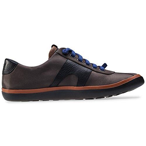 Camper Peu Slastic Hommes Chaussures Dark Brown