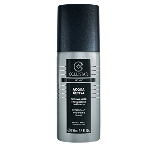 Collistar Uomo Acqua Attiva Deodorante Spray 100 Ml