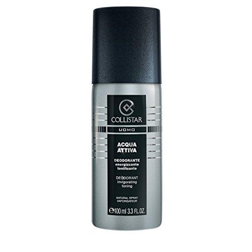 Collistar Uomo Acqua Attiva Deodorante Spray 100 Ml