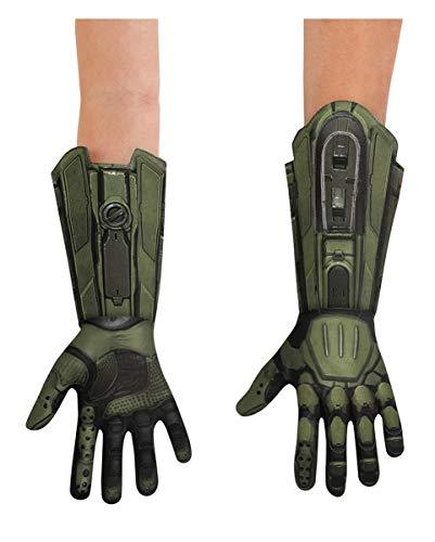 ter Chief Handschuhe für Kinder als Kostümzubehör für Halloween und Karneval ()