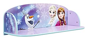 Disney Frozen 512FON - Estantes para niños, Color Morado de Worlds Apart
