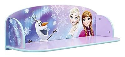 Disney Frozen 512FON - Estantes para niños, Color Morado de Worlds Apart