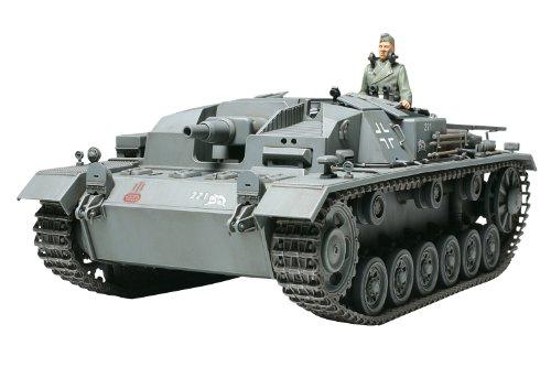 TAMIYA 300035281 - 1:35 WWII Deutsche Sturmgeschütz III B (1)
