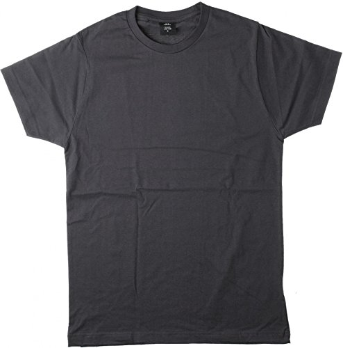 Mens Fashion Sof-Tee Dark Grey (Solid)