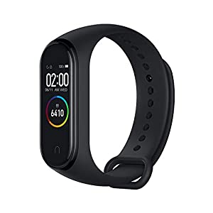 Xiaomi Mi Band 4 Pulsera Inteligente, e-Commerce, Negro, 21.6 mm 2