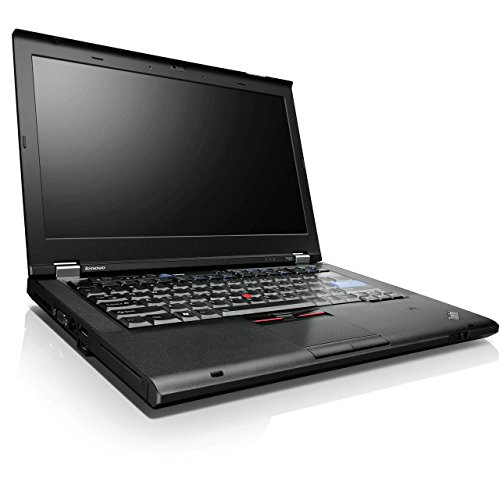 'Lenovo ThinkPad T420 - PC portatile - 14 - nero (Intel Core i5 - 2520 M/2.50 GHz, 4 GB di RAM, HDD 320 GB, Masterizzatore DVD, webcam, Windows 7 Professionale)