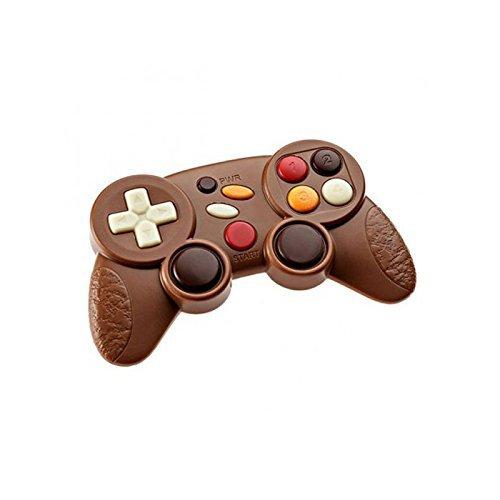 Confiserie Hussel Game Controller aus Schokolade, 70 g