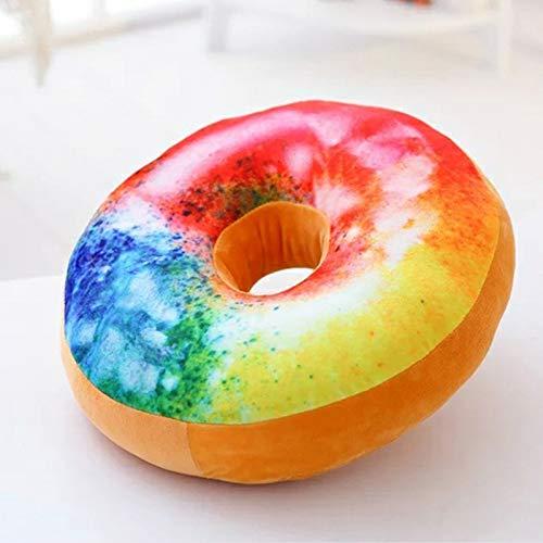 Donut Kissen Kissen Plüschtier Bagel Cute Napping Pillow Geburtstagsgeschenk Silky Mind 40cm
