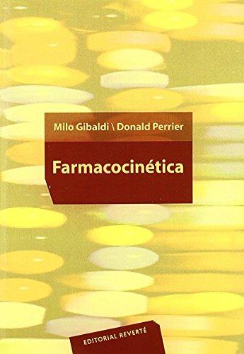 Farmacocinetica de Milo Gibaldi (1982) Tapa blanda