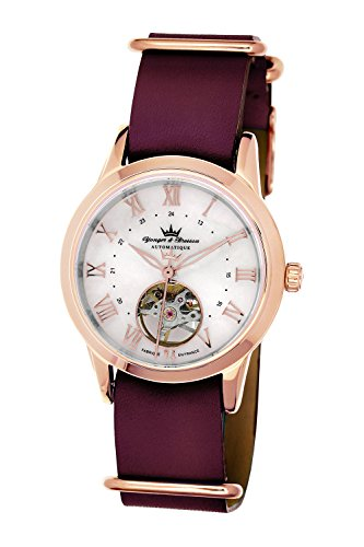 YONGER&BRESSON Automatique Women's Watch YBD 2015-SN38