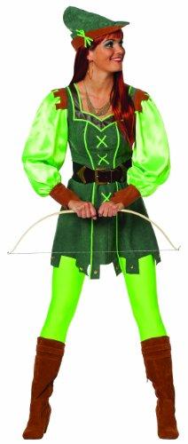 an, Gr. 44 (Schwarz Peter Pan Kostüm)