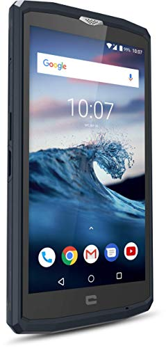 Crosscall CORE-X3 Smartphone débloqué 4G (Ecran : 5 pouces - 16 Go - Double Nano-SIM - Android 8,1) Bleu foncé