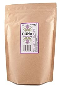 RUNA Amazon Guayusa RUNA Clean Energy Loose Leaf Tea, Sage Lavender, 16 Ounce