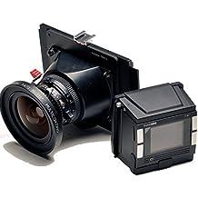 Joycorner® Jieying Adaptadores para Mamiya 645 Back For Horseman 612 Lens Adapter S2 For Phase One Sinar Leaf