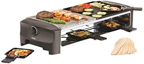 Petra Electric Raclette F R 8 Personen Rc