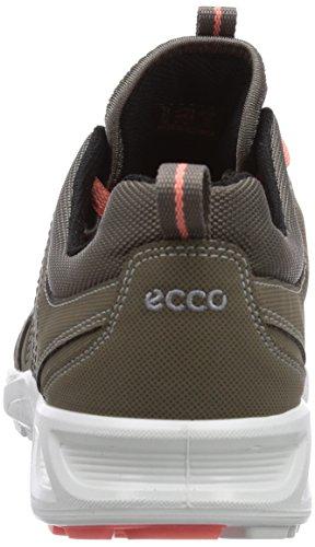ECCO Terracruise Warm Grey/W.Grey/Coral S/T/D, Scarpe da Corsa Donna Marrone (Braun (WarmGrey/W.Grey/Coral S/T/D59916))