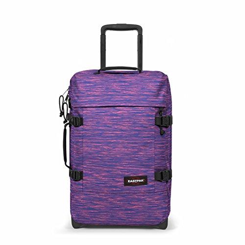 Eastpak TRANVERZ S Bagage cabine, 51 cm, 41.5 liters, Multicolore (Knit Pink)