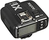 Godox X1T-C Wireless Flash Trigger for Canon EOS Series Cameras (Black)