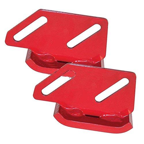 Set von 2Schneefräse Skid Schuh ersetzt Toro 74-1100-01Passt 6248241132
