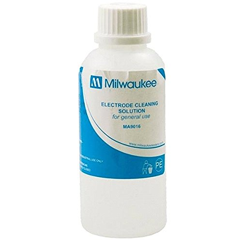 Solución de limpieza para Electrodos de pH / ORP Milwaukee 230ml (MA9016)