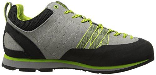 Scarpa Schuhe AG Crux Wmn oyster/green glow