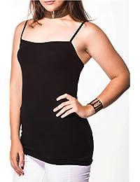 PILOT® Women's Adjustable Strap Vest Top