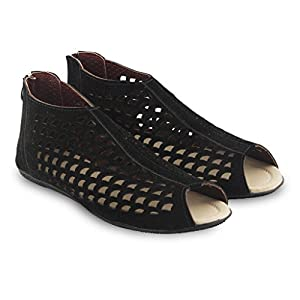 ANAND ARCHIES Wedges AA-41-BLACK