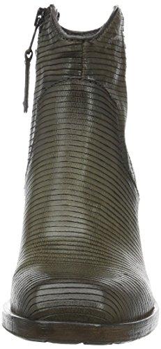 Mjus - 687213-0501-6321, Stivali bassi con imbottitura leggera Donna Grigio (Grau (pepe))