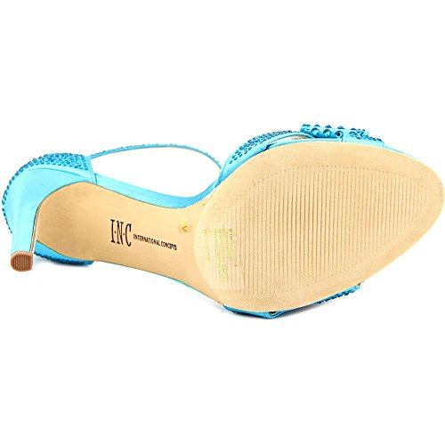 INC International Concepts Reesie 2 Synthétique Sandales Aqua