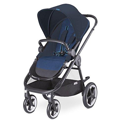 Cybex Gold Balios M, Kinderwagen, Kollektion 2018, denim blue