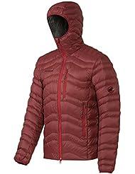 Mammut - Broad Peak Is Hooded, color morado, talla L