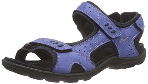 Ecco ECCO KANA, Chaussures Multisport Outdoor femme - Bleu (ROYAL02026), 36