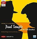 Paul Temple und der Fall Jonathan: Hörspiel mit René Deltgen, Annemarie Cordes u.v.a. (1 mp3-CD) - Francis Durbridge