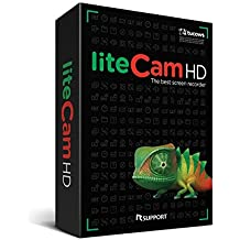 liteCam HD [DVD version w/media]