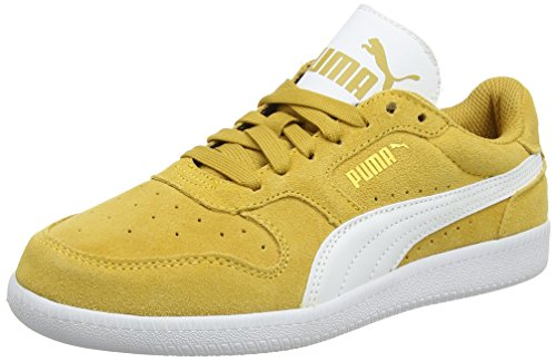 Puma ICRA Trainer SD Sneaker Unisex Adulto Giallo Honey Mustard